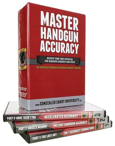 Master Handgun Accuracy